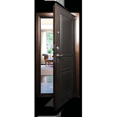 Дверь Гранит М3 с зеркалом