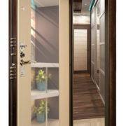 Дверь Гранит М3 вид в интерьере