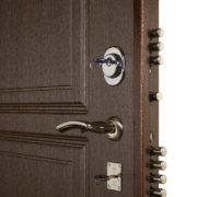 """Дверь Гранит М3 замок """"Гардиан"""" вид снаружи"""