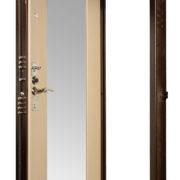 Дверь Гранит М3 вид изнутри