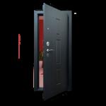 Дверь Гранит Т3 М с зеркалом