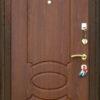 Дверь Гранит Ultra7 вид изнутри
